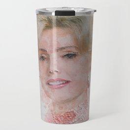 Zsa Zsa Gabor Travel Mug