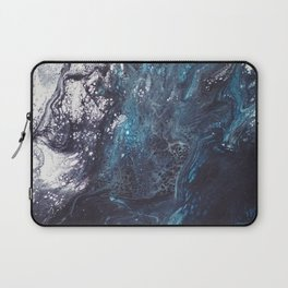 Icy crust Laptop Sleeve