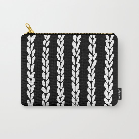 Knit 8 Carry-All Pouch