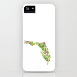 Fruits of Florida iPhone Case