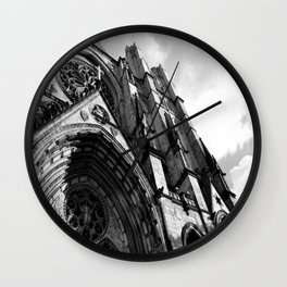 Cathedral of Saint John The Divine  Wall Clock