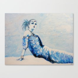 Spirits of Winter 1 Canvas Print