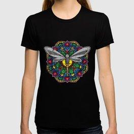 Ethnic Dragonfly T-shirt