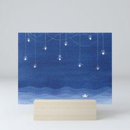 Stars from heaven Mini Art Print