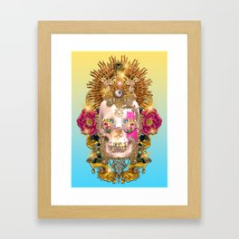 ICE ME OUT Framed Art Print