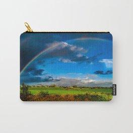 Rainbow over Ireland Carry-All Pouch