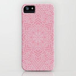 Mandala 19 iPhone Case