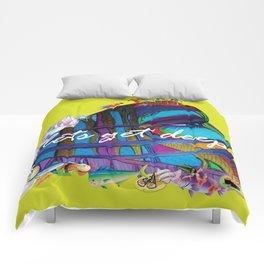 """""""Let's Get Deep"""" Comforters"""