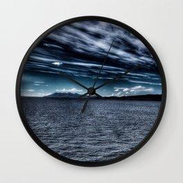 Speed Bonnie Boat Wall Clock