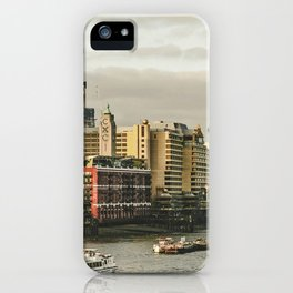 London 10 iPhone Case