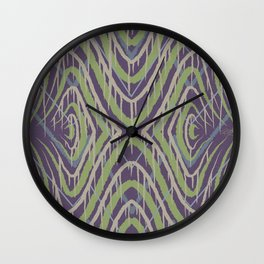 Exhausted (Too Tired to Move) Wall Clock