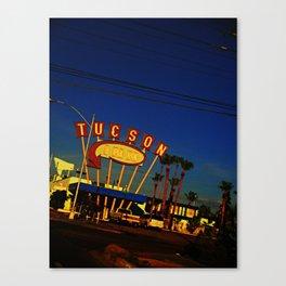 Tucson, AZ Canvas Print
