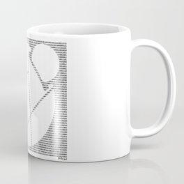 Binary Reddcoin Coffee Mug