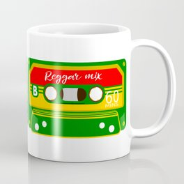 REGGAE MIX TAPE Coffee Mug