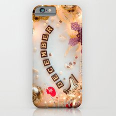 December iPhone 6s Slim Case