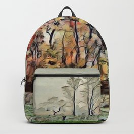 Autumn Field - SW Virginia  Backpack