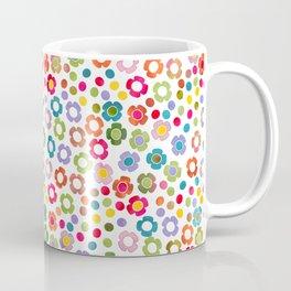 dp065-9 floral pattern Coffee Mug