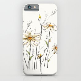 Flowers 4 iPhone Case