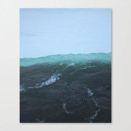 Niagara Falls III, 2016 Canvas Print