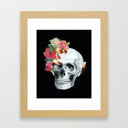 Skull Crusher Framed Art Print