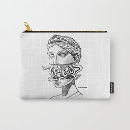 Greek Renaissance Octopus Carry-All Pouch