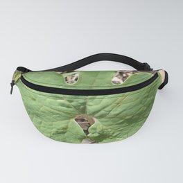 bloodroot leaf Fanny Pack