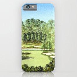 Glen Abbey Golf Course Canada iPhone Case