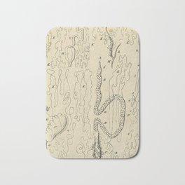 Microscopic Biology Bath Mat