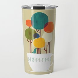 Life in a cup Travel Mug