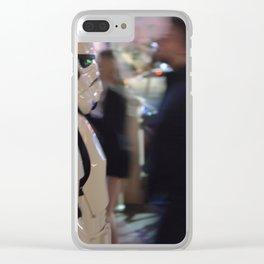 Stormtrooper Las Vegas Clear iPhone Case