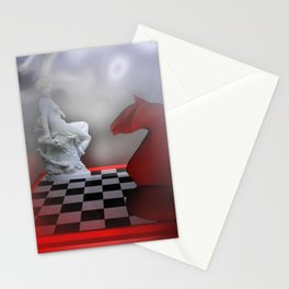 the other Chess-Lady Stationery Cards