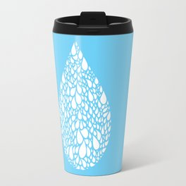 tear drop Travel Mug