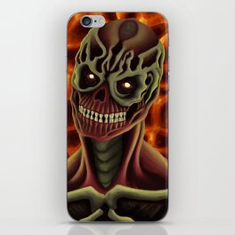 Arch-vile from DOOM iPhone Skin
