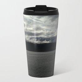 Beluga Bay, Alaska Metal Travel Mug