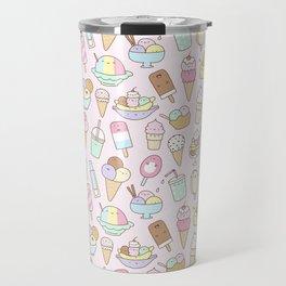I love Ice Cream Travel Mug