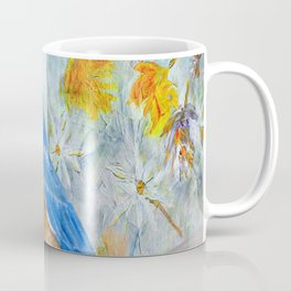 Springtime Eastern Bluebird Coffee Mug