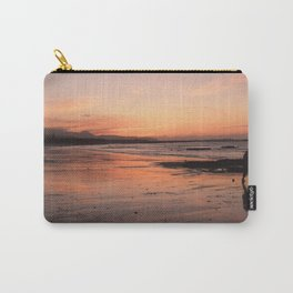 Beach on Fire Carry-All Pouch