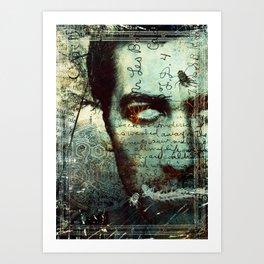 Dissonia Art Print