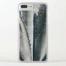 Aloe-Ha Clear iPhone Case
