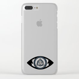 Wisdom Pack Clear iPhone Case