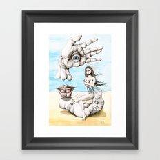 280612 Framed Art Print