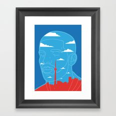 Know Yourself Framed Art Print
