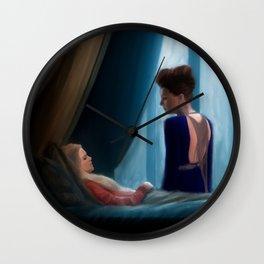 sweet emma Wall Clock