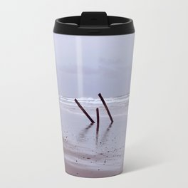 Beach Beauty (2) Travel Mug