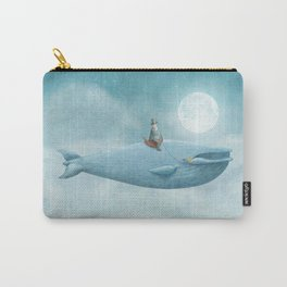 Whale Rider Carry-All Pouch