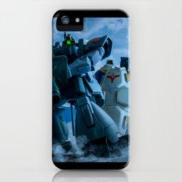 ESCORTING GP02 iPhone Case