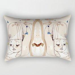 Excogitate Rectangular Pillow