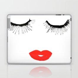 Lashes & Lips Laptop & iPad Skin