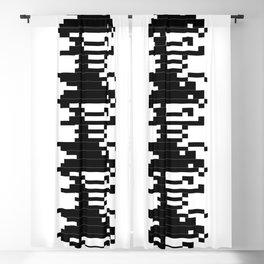 ASCII All Over 06051301 Blackout Curtain