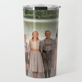 Jack Torrance in The Sound of Music Travel Mug